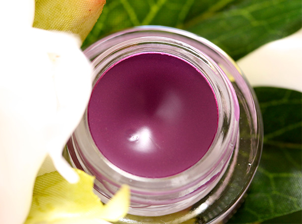MAC Phlox Garden Fluidline, a vivid violet