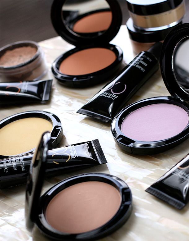 The new MAC Prep Prime CC Colour Correct collection