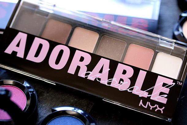 NYX Adorable Palette