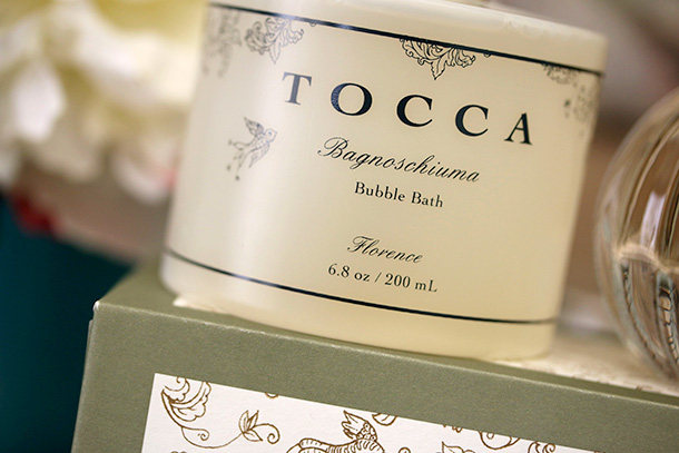 Tocca Luxury Spa Set, Bubble Bath