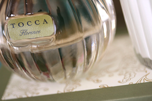 Tocca Luxury Spa Set, Florence Perfume Bottle