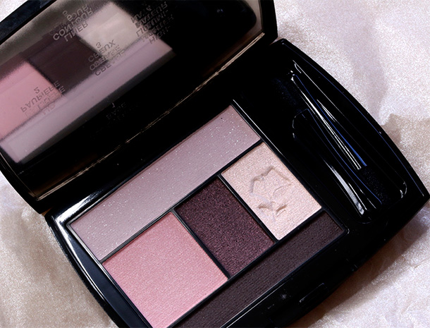 Lancome Dancing Rose Color Design Palette