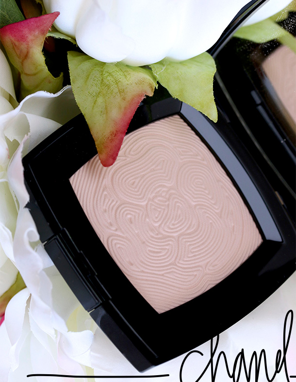 Chanel Jardin De Camelias Illuminating Powder