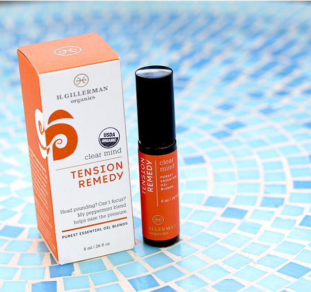 H. Gillerman Organics Tension Remedy