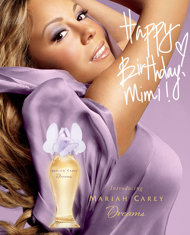 Mariah Carey Dream Fragrance