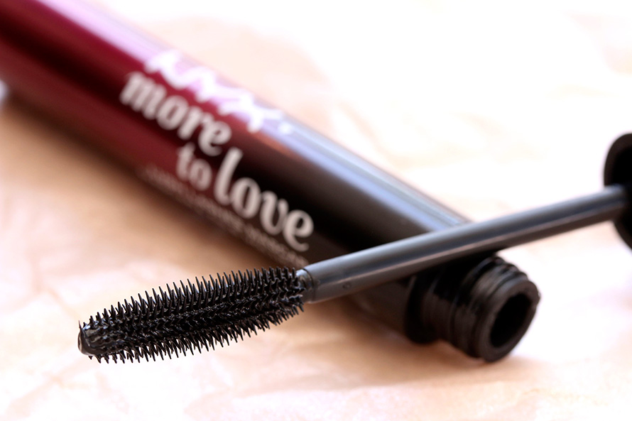 NYX More to Love Lush Lashes Mascara
