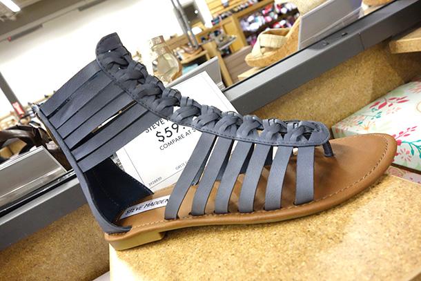 Steve Madden Grete Gladiator Sandal