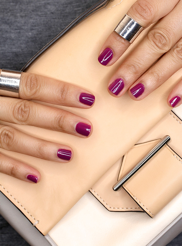 Unsung Makeup Heroes: Tom Ford Beauty African Violet Nail