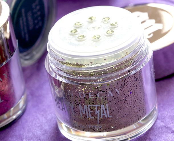 Urban Decay Goldmine Heavy Metal Glitter
