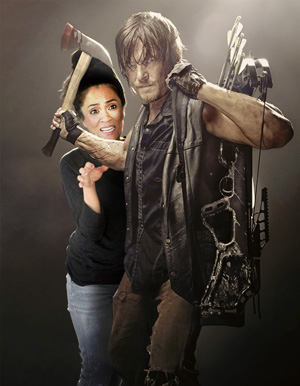 Me and Daryl