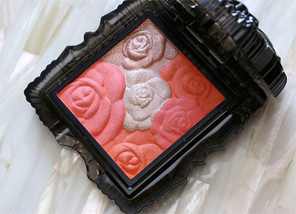 Anna Sui Rose Cheek Color N in 602