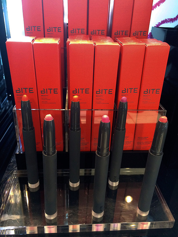 Bite Beauty Matte Cream Lip Crayons, $24