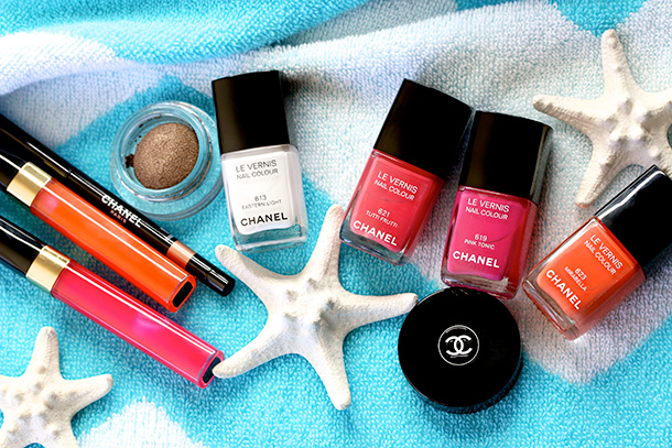 Chanel Collection Reflets D'Ete de Chanel Summer 2014 All