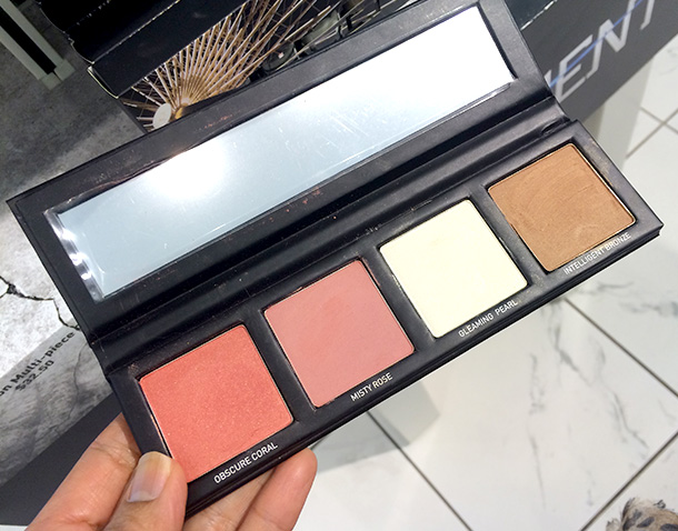 Divergent Cosmetics Cheek Palette