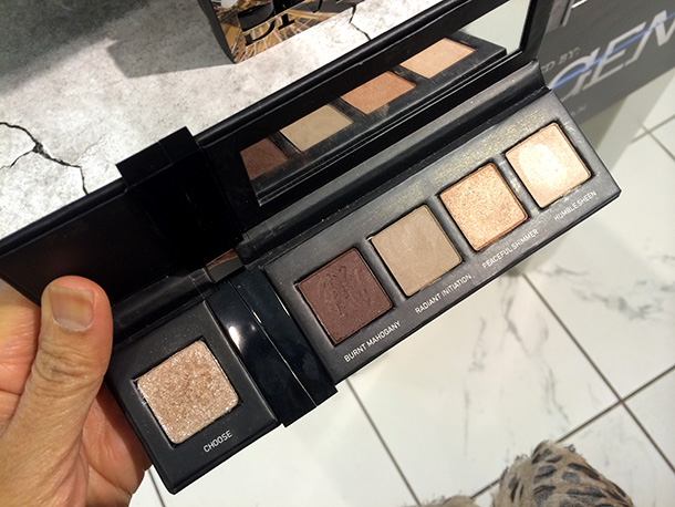 The Erudite Eye Palette