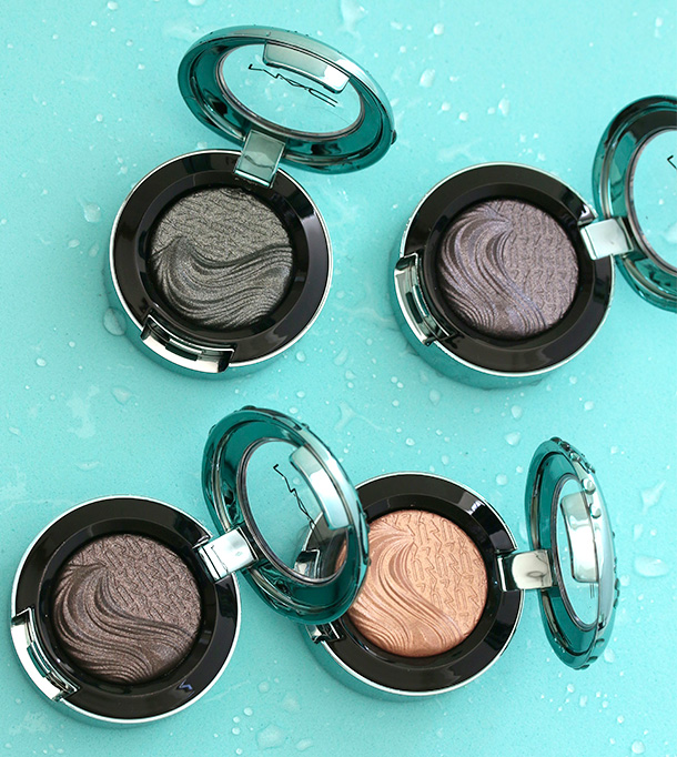 MAC Alluring Aquatic Extra Dimension Eye Shadows