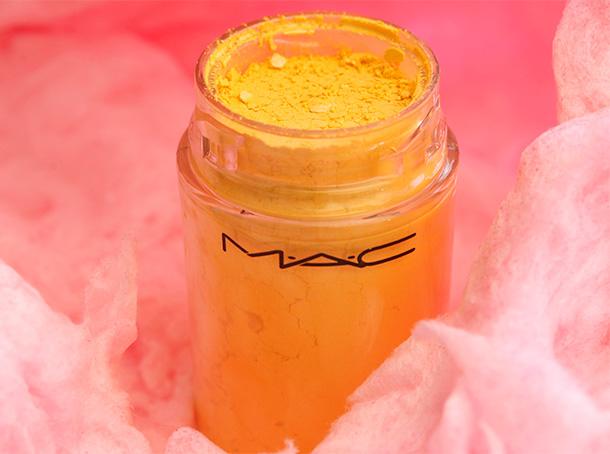 MAC Ever So Yellow Pigment