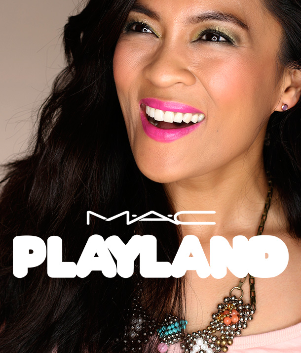 MAC Playland Collection