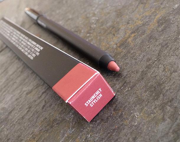 MAC Staunchly Stylish Pro Longwear Lip Pencil