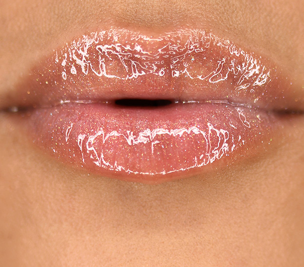 NARS Greek Holiday lip swatch