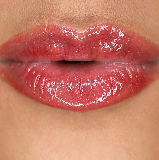 NARS Misbehave Lip Gloss lip swatch