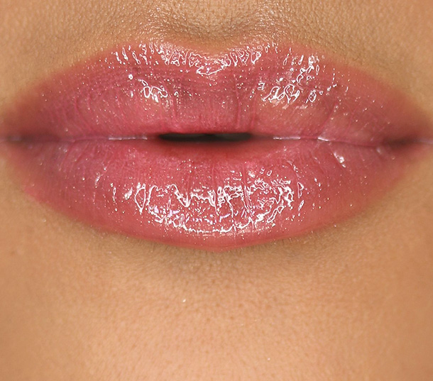 NARS Super Orgasm Lip Gloss Swatch