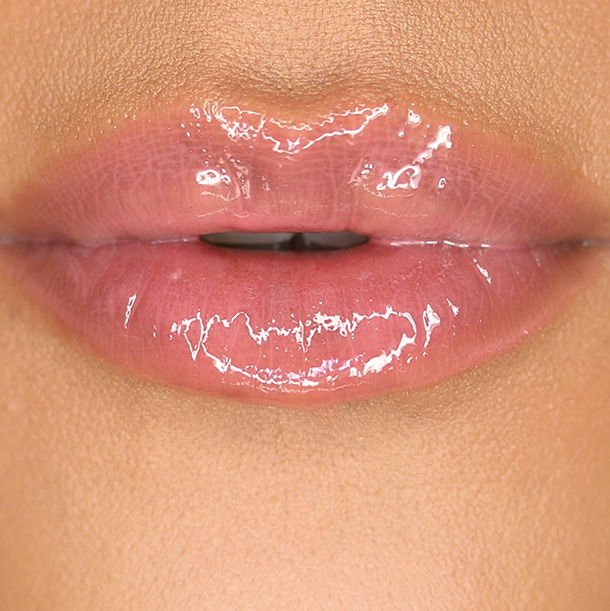 Tarte LipSurgence Lip Gloss in Tipsy Lip Swatch