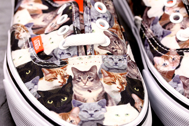 VANS Cat Shoes