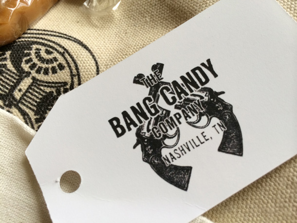 Bang Candy Company Caramels from Nashville, TN