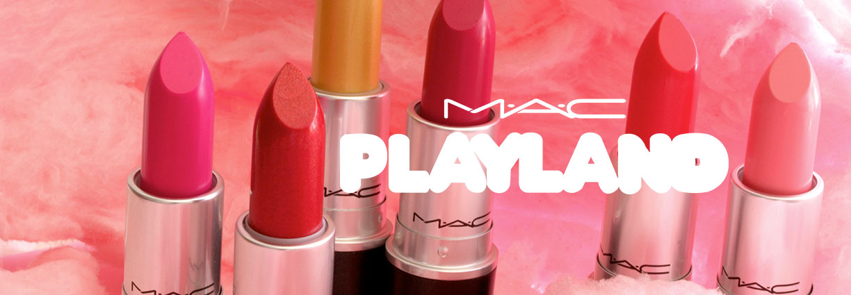 The MAC Playland Collection on Makeup and Beauty Blog