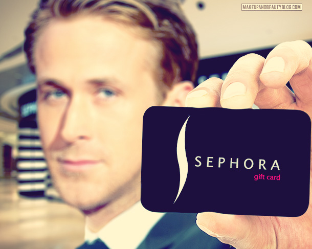 Win a $50 Sephora eCard from Makeup and Beauty Blog