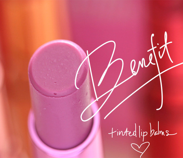 Benefit Lollibalm Tinted Lip Balm