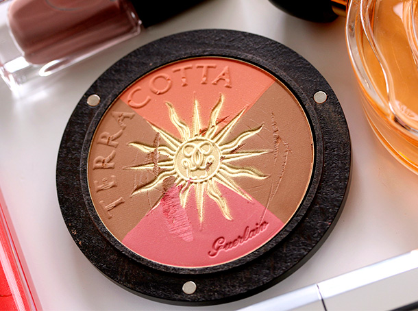 Guerlain Terracotta Sun Celebration Powder Compact