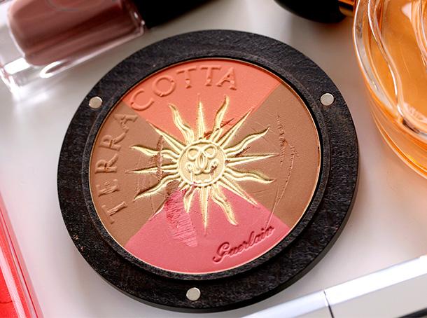 Guerlain Terracotta Sun Celebration Powder Compact