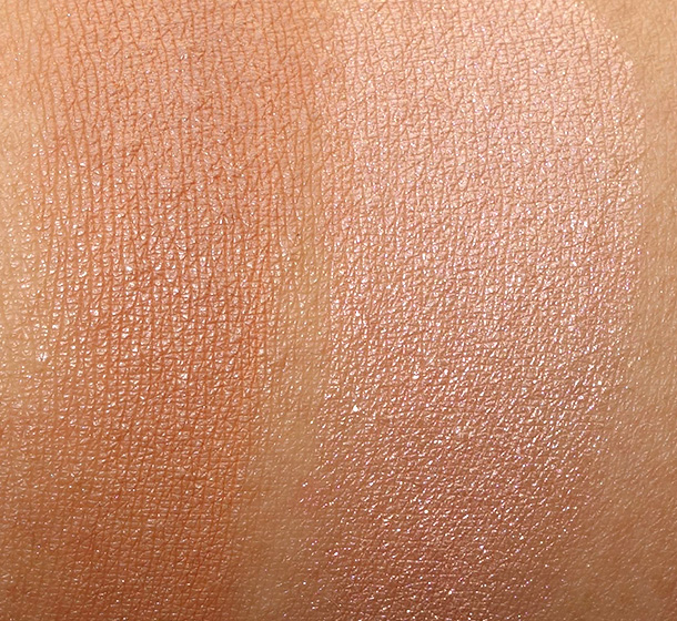 MAC Sharon Osbourne Refresh Mineralize Skinfinish Duo Swatch