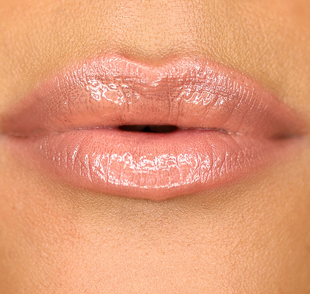 MAC What Comes Naturally Lip Pencil and Peachstock Lipglass