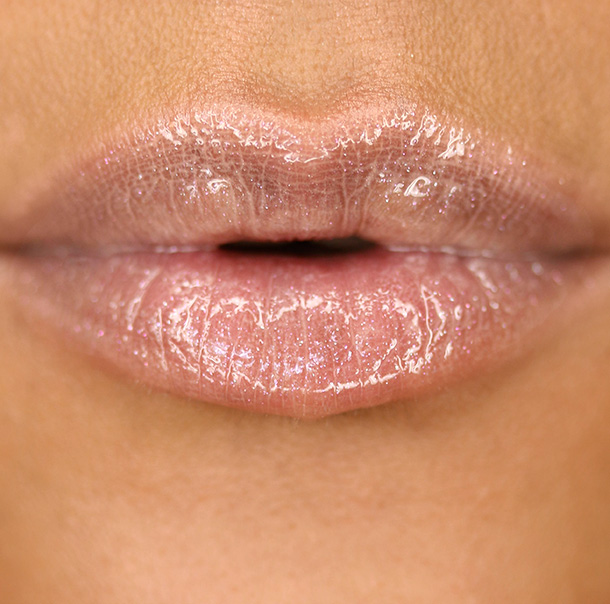 MAC What Comes Naturally Lip Pencil, Siren Song Lipstick and Clear Water Lipglass