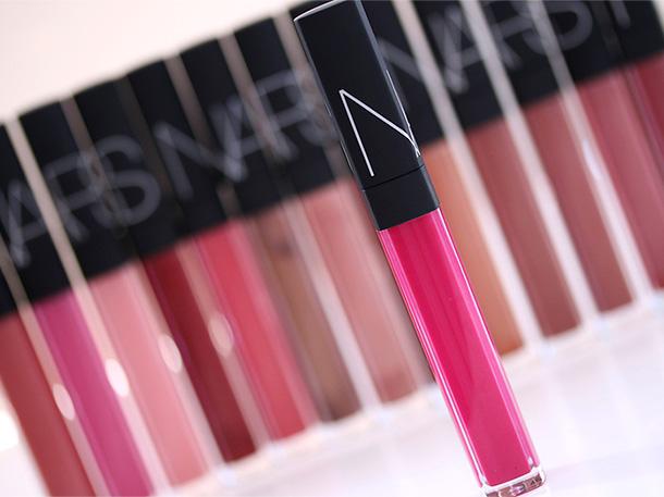 NARS Priscilla Lip Gloss 2