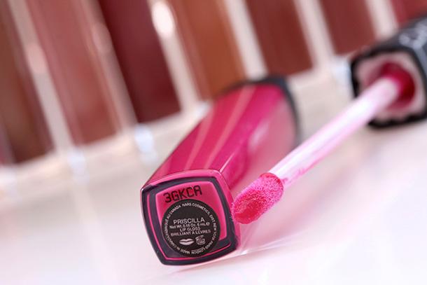 NARS Priscilla Lip Gloss 3