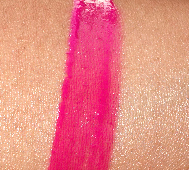 NARS Priscilla Lip Gloss Swatch