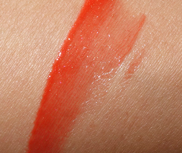 NARS Wonder Lip Gloss Swatch