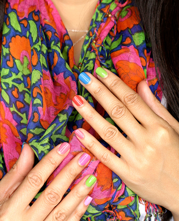 Zoya Tickled Collection, Summer 2014