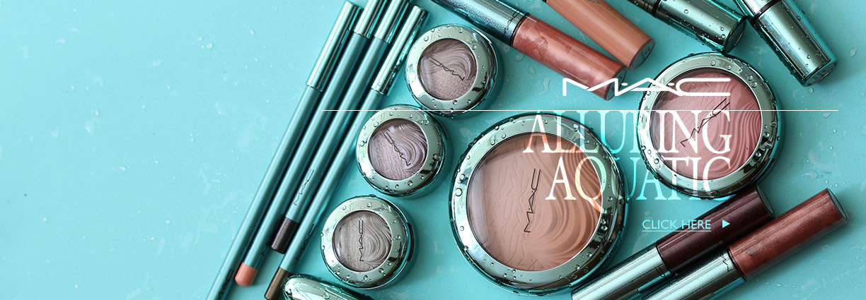 MAC Alluring Aquatic Collection