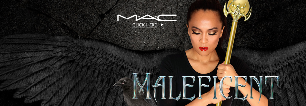 MAC Meleficent Collection on Makeup and Beauty Blog