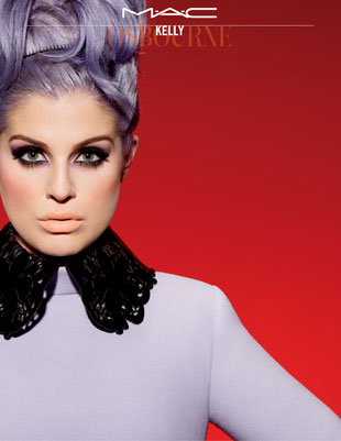 MAC Sharon and Kelly Osbourne collection