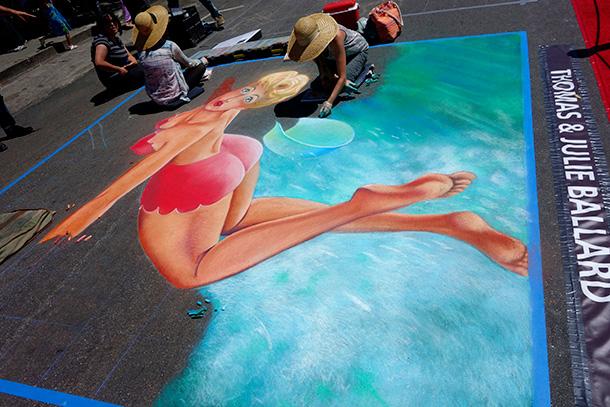 Italian Street Painting Marin (22)