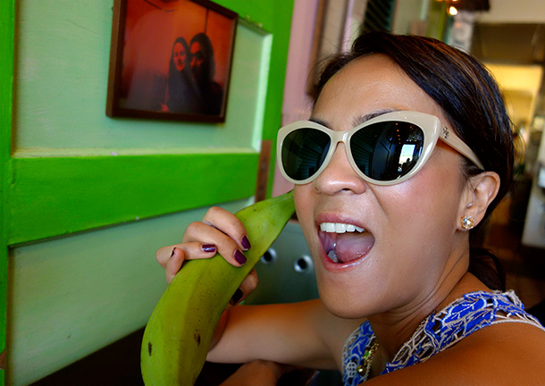 Call me on my banana phone!