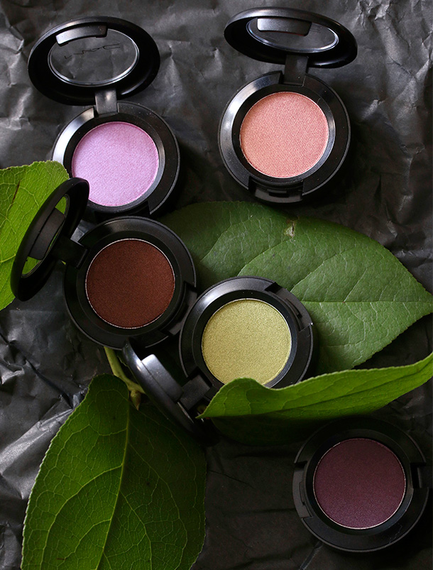 MAC Moody Blooms Eye Shadows
