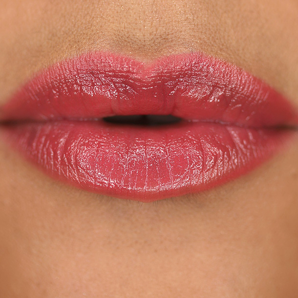 MAC Lip Pencil in Cranberry + Patentpolish Lip Pencil in Ruby