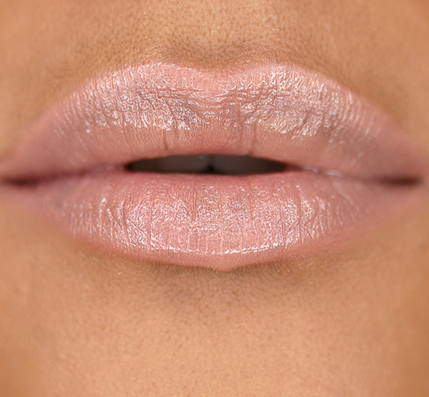 MAC Lip Pencil in In Synch + Patent Polish Lip Pencil in Innocent